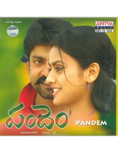 Pandem CD