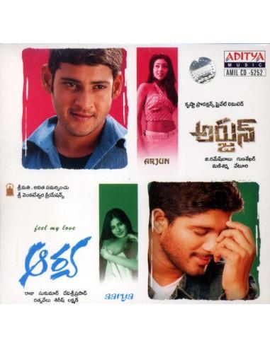 Arjun / Aarya (CD)