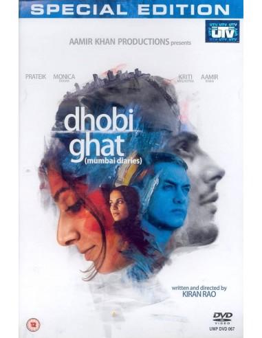 Dhobi Ghat DVD