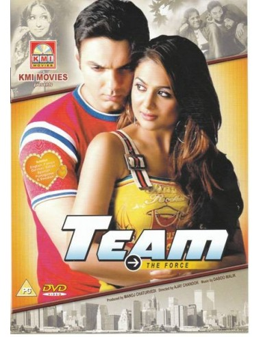 Team - The Force DVD