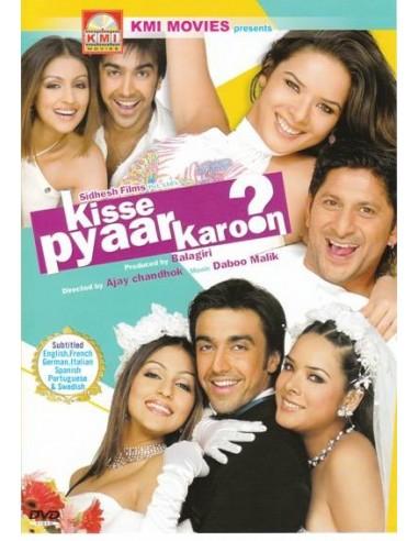 Kisse Pyaar Karoon DVD