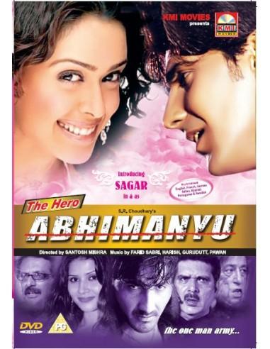 The Hero - Abhimanyu DVD