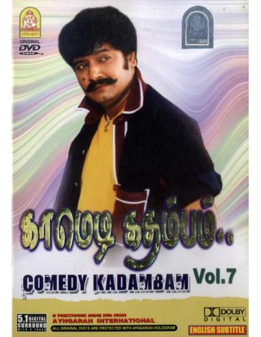 Comedy Kadambam Vol. 7 (DVD)