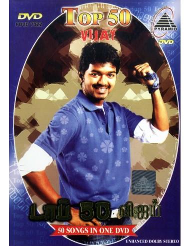 Top 50 Vijay DVD