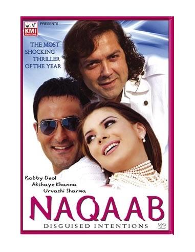 Naqaab DVD