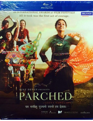Parched (Blu-ray)