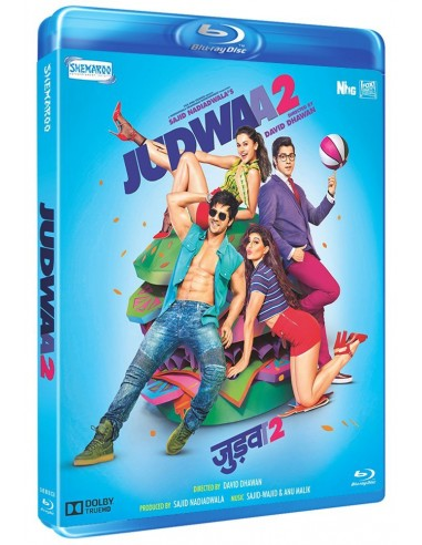 Judwaa 2 (Blu-Ray)