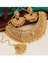 Sukkhi Gold Plated Wedding Necklace Set
