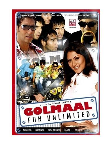 Golmaal DVD