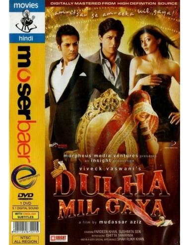 Dulha Mil Gaya DVD