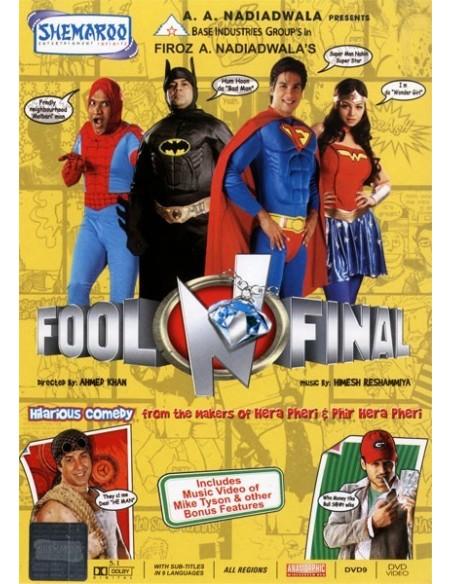 Fool N Final DVD (Collector)