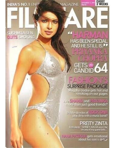 Filmfare, Novembre 12, 2008