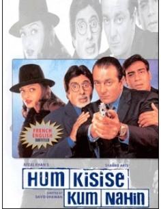 Hum Kisise Kum Nahin DVD
