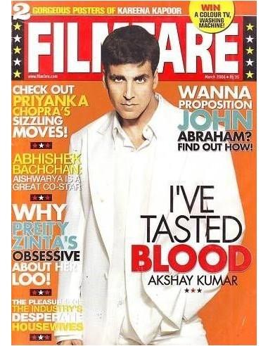 Filmfare, Mars 2006