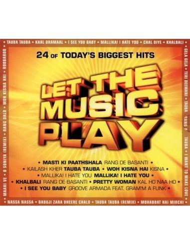 Let The Music Play (2 CD)