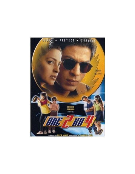 One 2 Ka 4 DVD