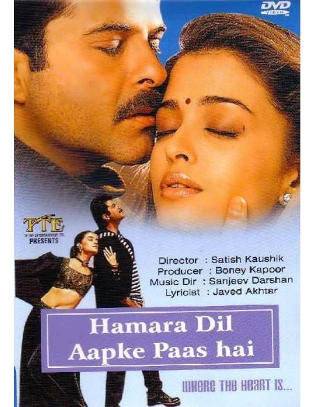 Hamara Dil Aapke Paas Hai DVD