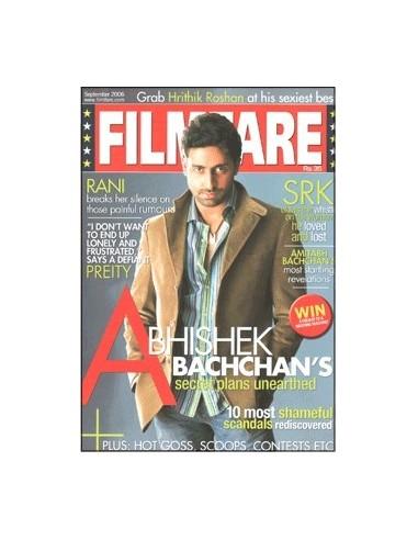 Filmfare, Septembre 2006