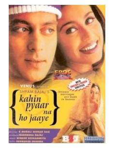 Kahin Pyaar Na Ho Jaaye DVD