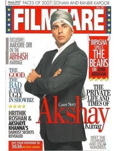 Filmfare, Mars 2007