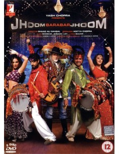 Jhoom Barabar Jhoom - Collector 2 DVD