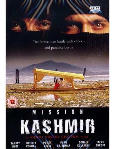 Mission Kashmir DVD