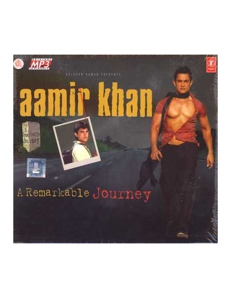 Aamir Khan - A Remarkable Journey CD (MP3)