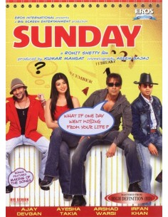 Sunday (Collector DVD)