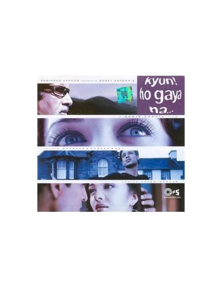 Kyun Ho Gaya Na CD