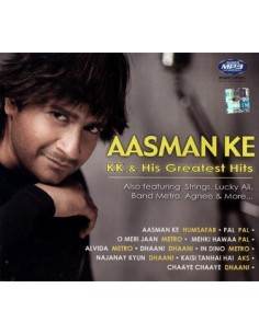 Aasman Ke - KK & His Greatest Hits (MP3)