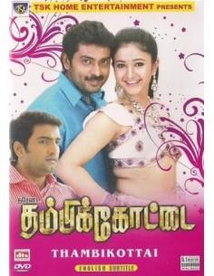 Thambikottai DVD