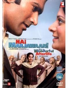 Hai Marjawaan - It's A Wonderful Afterlife DVD