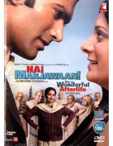 Hai Marjawaan - It's A Wonderful Afterlife DVD