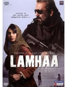 Lamhaa DVD