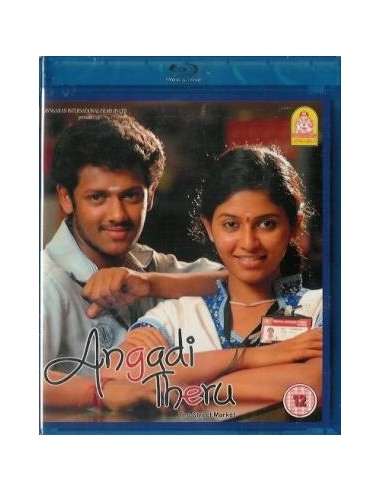 Angadi Theru - Blu-Ray