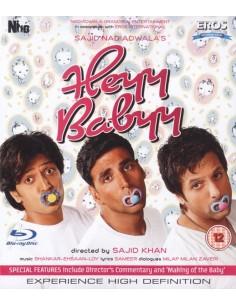 Heyy Babyy - Blu-Ray