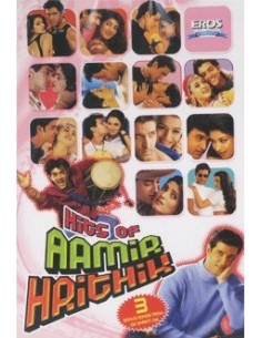 Hits Of Aamir - Hrithik DVD