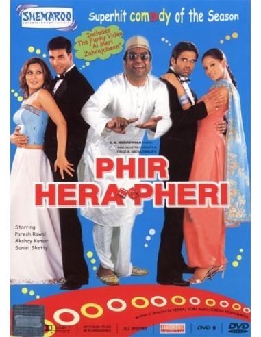 Phir Hera Pheri DVD (Collector)