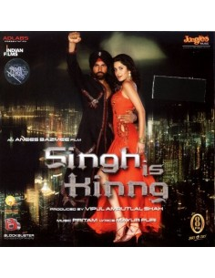 Singh Is Kinng CD