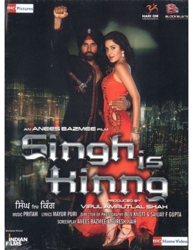 Singh Is Kinng (Collector 2 DVD)