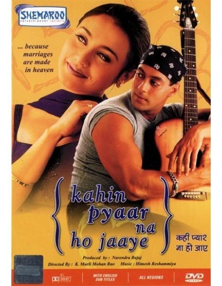 Kahin Pyaar Na Ho Jaaye DVD (FR)