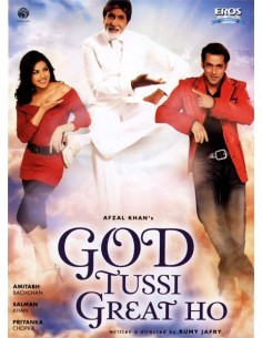 God Tussi Great Ho DVD (FR)