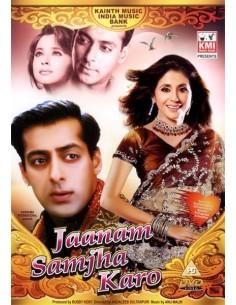 Jaanam Samjha Karo DVD