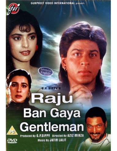 Raju Ban Gaya Gentleman DVD (Collector)