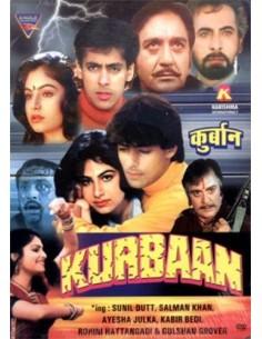 Kurbaan DVD (1991)