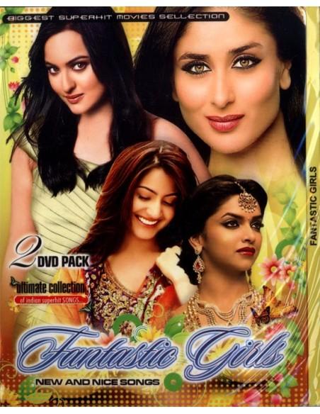 Fantastic Girls (2 DVD)