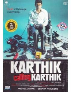 Karthik Calling Karthik (Collector 2 DVD)