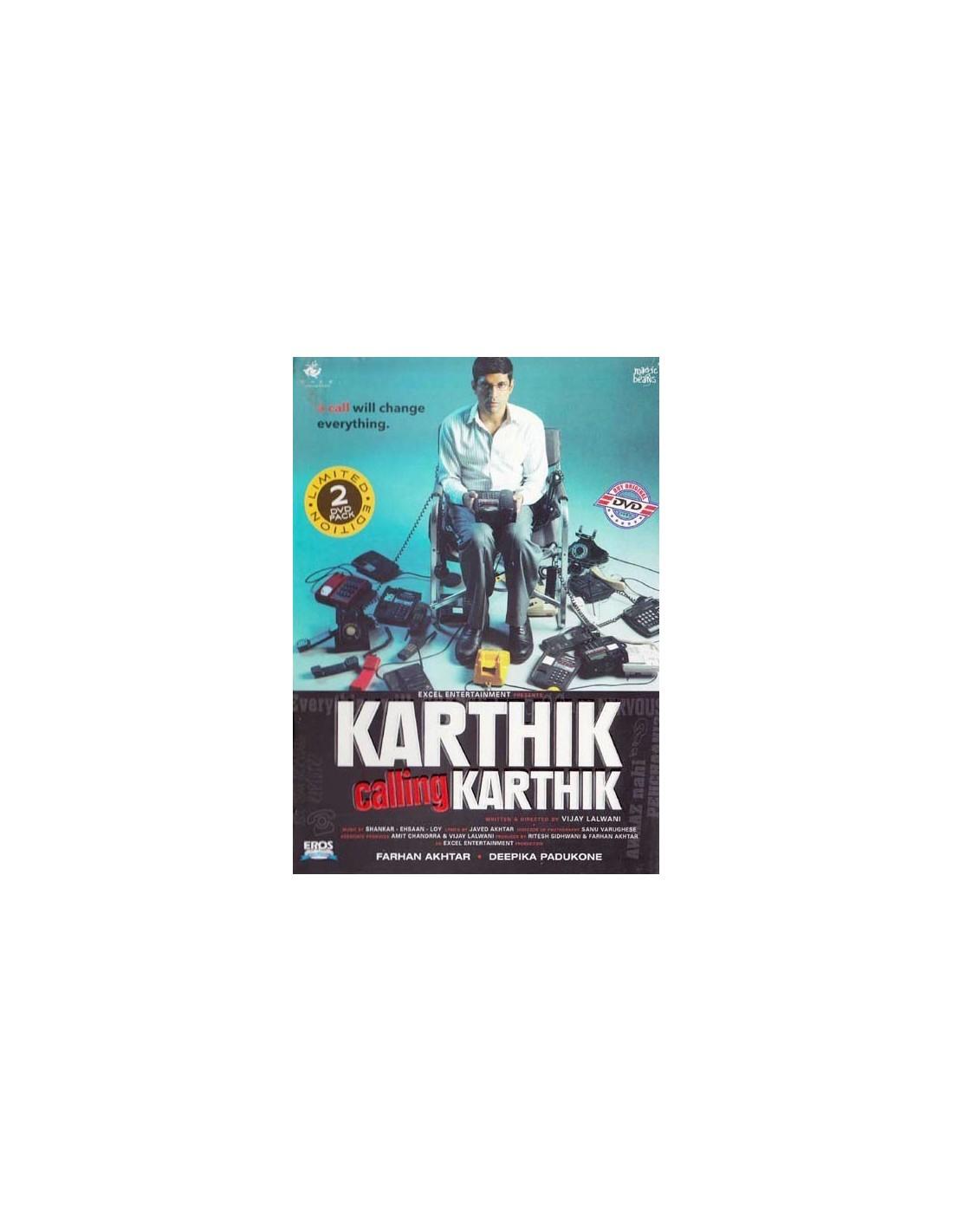 Karthik Calling Karthik (Collector 2 DVD