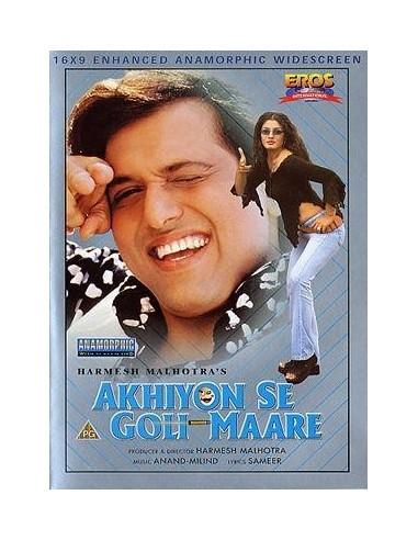 Akhiyon Se Goli Maare DVD