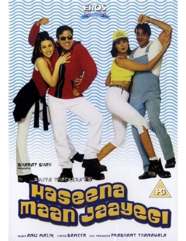 Haseena Maan Jaayegi DVD